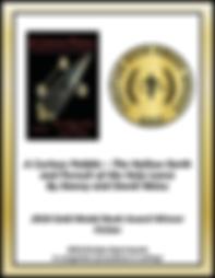 A Curious Pebbel Award Winning   Certifi