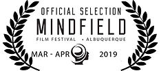 Mindfield ABQ Official Selection Laurel.