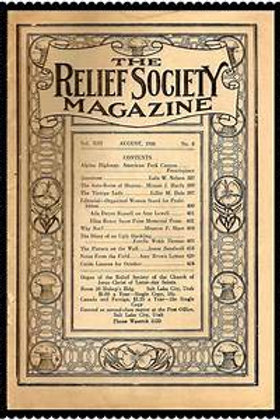Relief Society Magazine: Beyond Arsareth - The Lost Ten Tribes