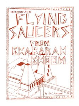 The Secrets of the Flying Saucers From Khabaram