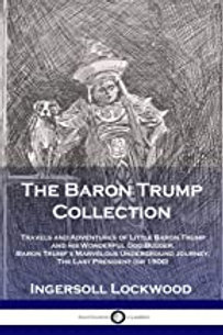 Baron Trump's Marvellous Underground Journey e-Book