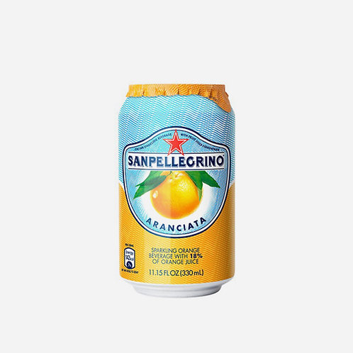 Orange San Pellegrino 33Cl