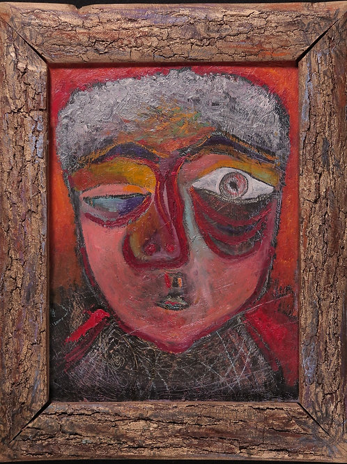 .Self-portrait