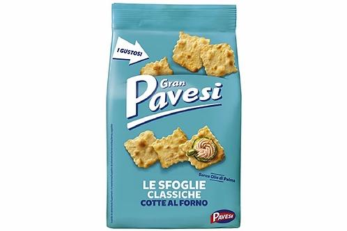 Sfoglie Classiche - Plain Crackers 160g