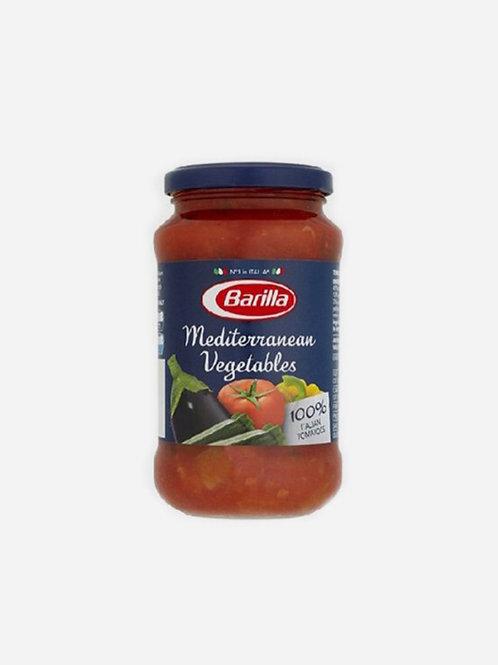Mediterranean Vegetable Sauce Barilla 400g