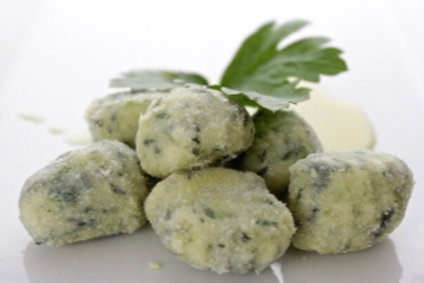 GNOCCHI FILLED WITH RICOTTA & SPINACH*