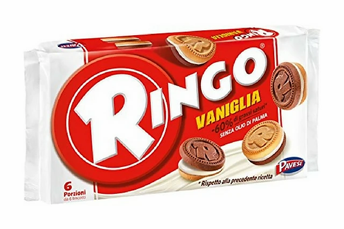 Ringo Famiglia Vaniglia 330g