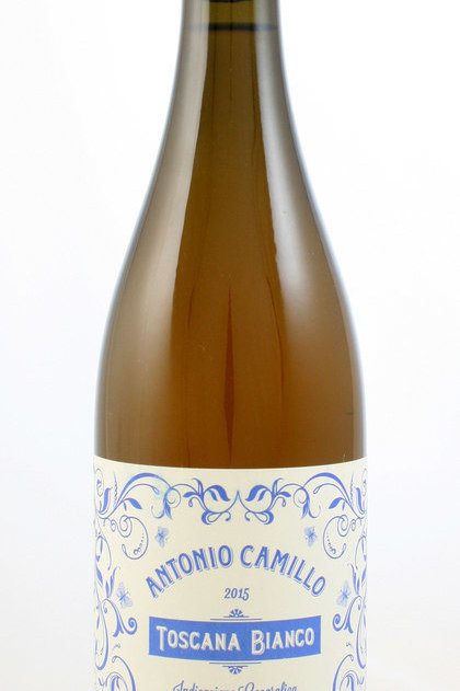 ANTONIO CAMILLO, TOSCANA BIANCO PROCANICO