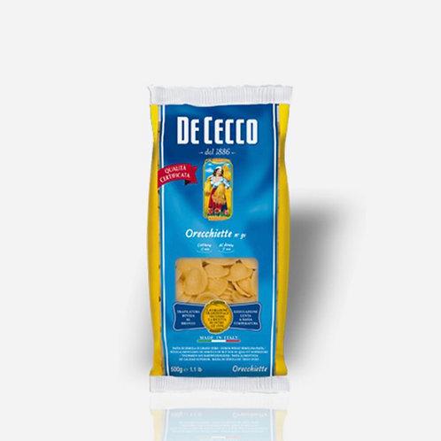 Conchiglioni Rigati De Cecco 500g