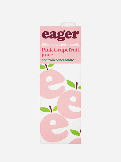 Pink Grapefruit Juice Eager  1lt