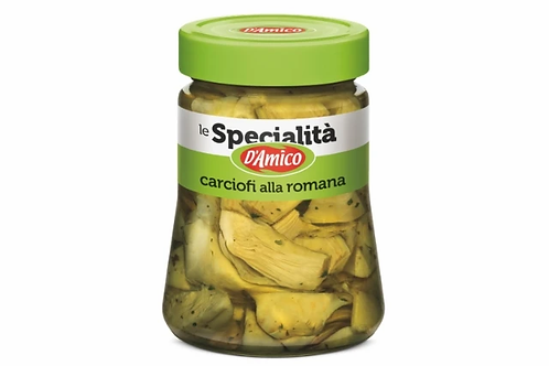 D'AMICO CARCIOFI ALLA ROMANA 280g