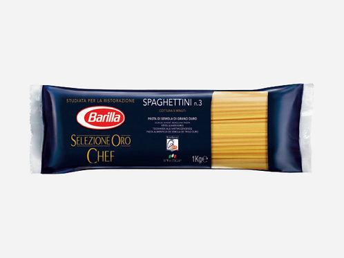 Spaghetti Oro Chef Barilla 1kg