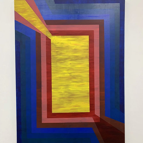 In homage to Joseph Albers