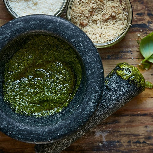 Fresh Pesto Sauce (Suitable for Vegans)