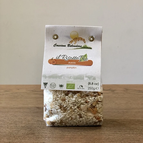 Cascina Belvedere Organic Pumpkin Risotto Regular price