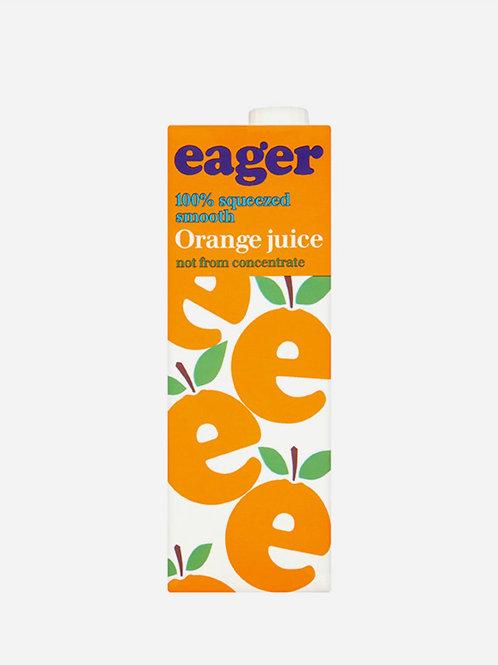 Orange Juice Eager  1lt