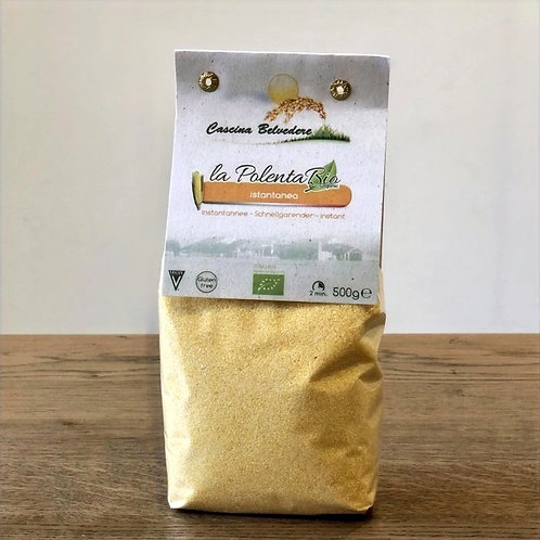 Cascina Belvedere Organic Quick Cook Polenta