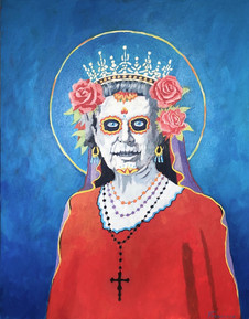 HRH Nostra Señora de la Santa Muerte,