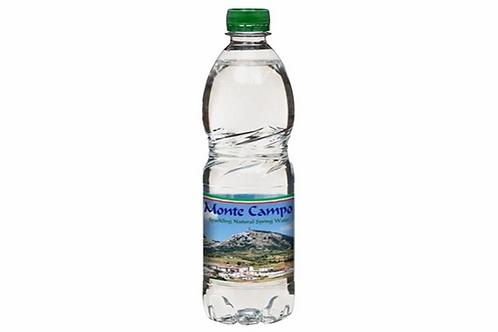 MONTE CAMPO SPARK. WATER PLASTIC
