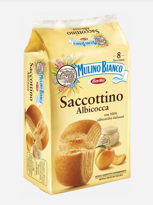 Apricot Saccottino Albicocca Mulino Bianco 336g