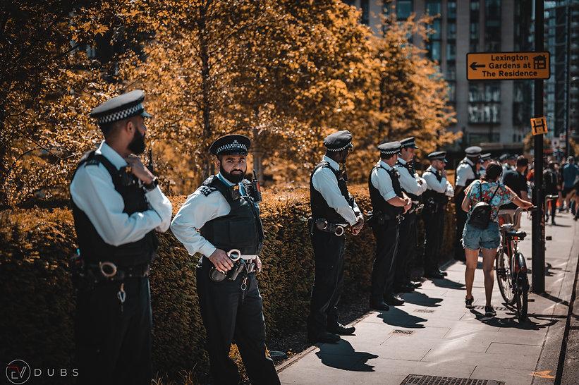 Metropolitan Police 'Diversity'