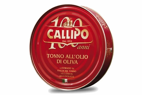 Callipo Tuna Fish Tin (160g)