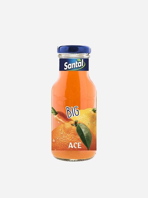 Ace: Orange, Carrot & Lemon Santal 250ml