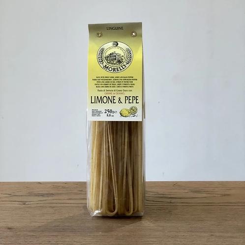 Morelli Lemon & Black Pepper Linguine