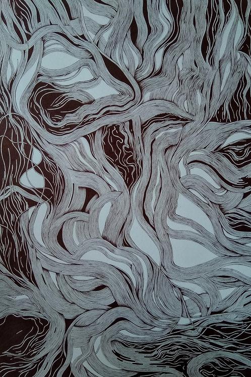 Invisible Matter I Prints