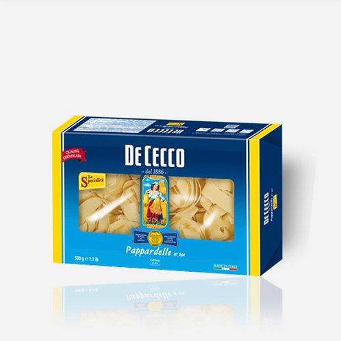 Pappardelle De Cecco