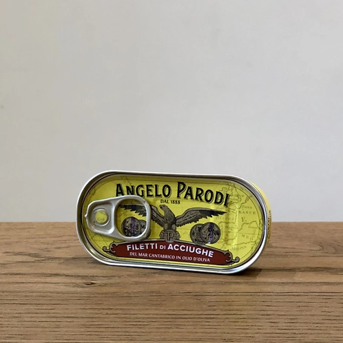 Angelo Parodi Anchovy Fillets in Oil