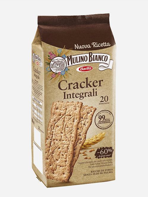 Crackers Integrali Wholemea 500g Mulino Bianco