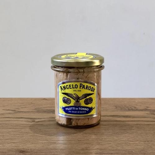 Angelo Parodi Tuna Fillets in Oil