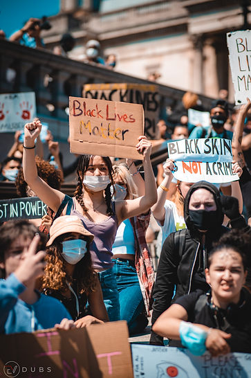 Black Skin Is Not A Crime