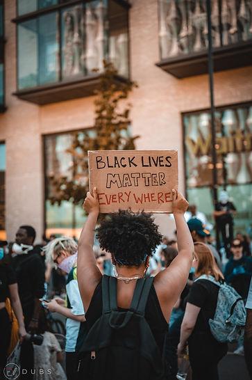 Black Live Matter Everywhere