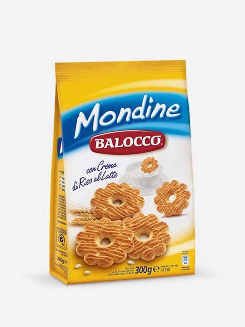 Mondine Biscuits Balocco 300g