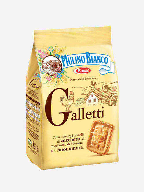 Galletti Biscuits Mulino Banco 350g
