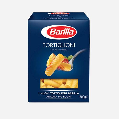 Tortiglioni Barilla 500g