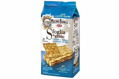 Crackers Low Salt Mulino Bianco 500g