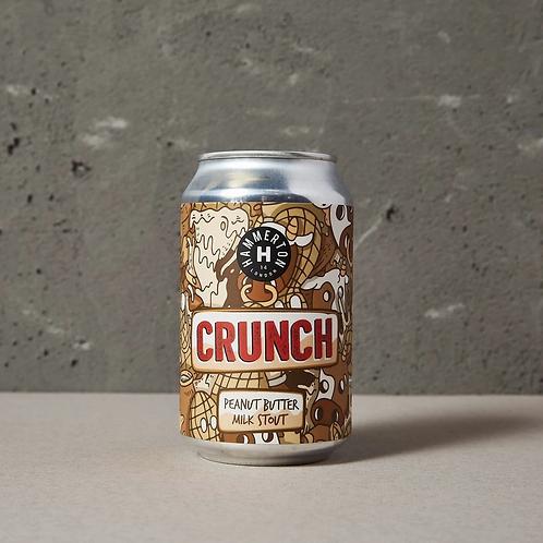 CRUNCH Peanut Butter Milk Stout