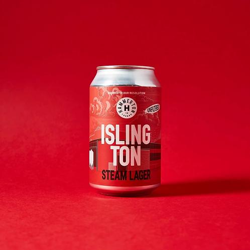 ISLINGTON Steam Lager