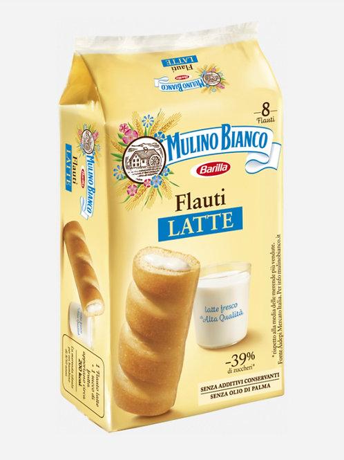 Milk Flauti Latte Mulino Bianco 280g