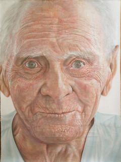2006 dufour coppolani Rene acrylic and sand on canvas