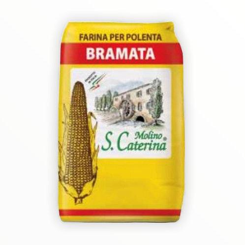 FARINA MAIS BRAMATA GROSSA SANTA CATERINA KG.1