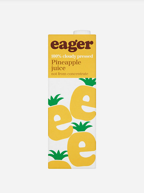 Pineapple Juice Eager  1lt