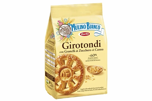 GIROTONDO MULINO BIANCO 350g
