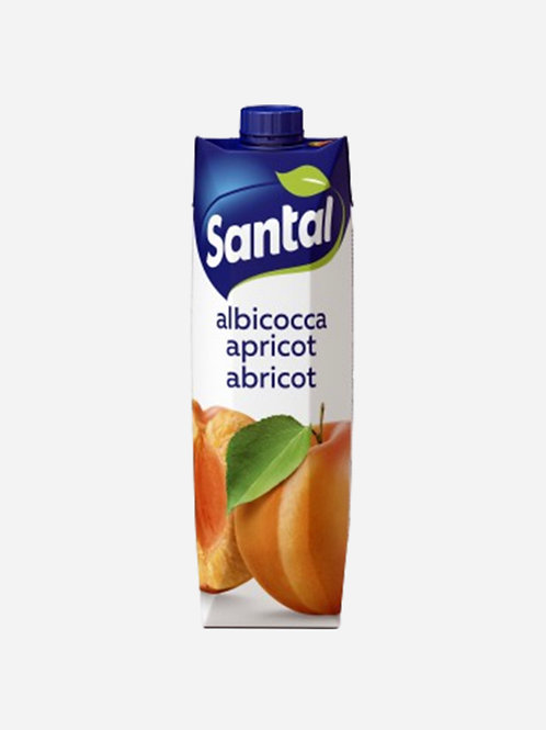 Apricot Juice Santal  1lt