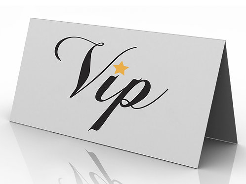 VIP Festival Tickets