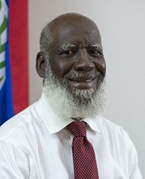 Hon. Wilfred Elrington