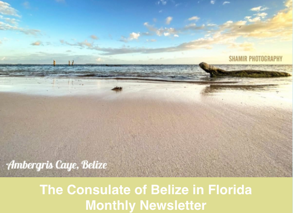 Consulate of Belize in Florida e-Newsletter, January (2020)